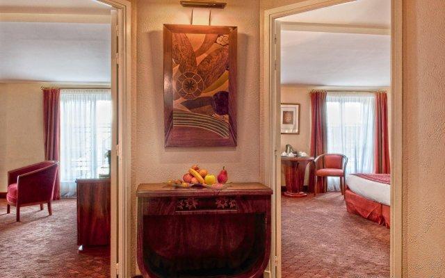 Отель Hôtel Opéra Richepanse Франция, Париж - 2 отзыва об отеле, цены и фото номеров - забронировать отель Hôtel Opéra Richepanse онлайн комната для гостей