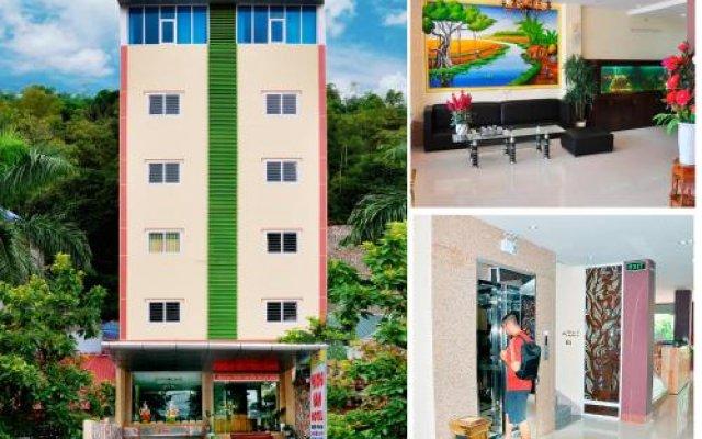 Phuong Nam Hotel вид на фасад