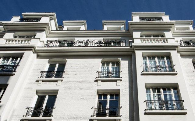 Le General Hotel вид на фасад