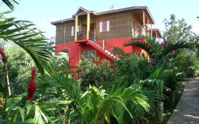 Отель Bay View Eco Resort & Spa вид на фасад