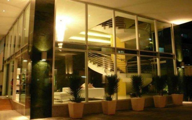 Отель Seven Place Executive Residences Бангкок вид на фасад