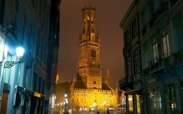 Отель B&B Verdi Бельгия, Брюгге - отзывы, цены и фото номеров - забронировать отель B&B Verdi онлайн вид на фасад