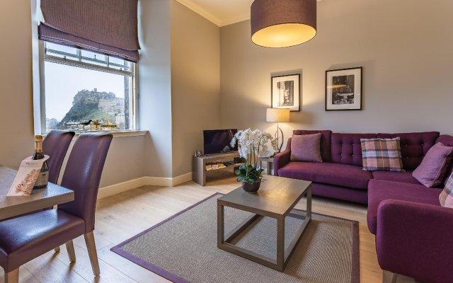 Отель No.1 Apartments – George IV Bridge Великобритания, Эдинбург - отзывы, цены и фото номеров - забронировать отель No.1 Apartments – George IV Bridge онлайн комната для гостей