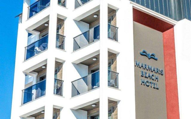 Aurasia Beach Hotel Турция, Мармарис - отзывы, цены и фото номеров - забронировать отель Aurasia Beach Hotel онлайн вид на фасад