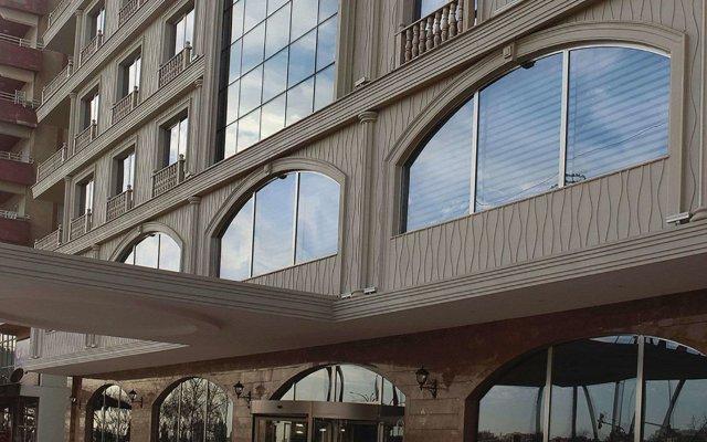Clarion Hotel Kahramanmaras вид на фасад