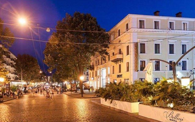 Гостиница Роял Стрит Украина, Одесса - 9 отзывов об отеле, цены и фото номеров - забронировать гостиницу Роял Стрит онлайн вид на фасад