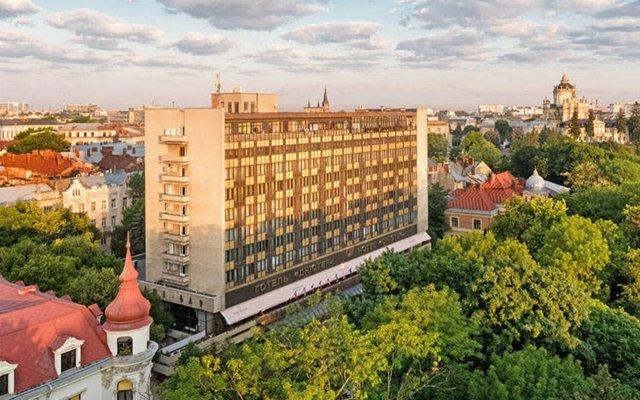 Гостиница Premier Dnister Украина, Львов - - забронировать гостиницу Premier Dnister, цены и фото номеров вид на фасад