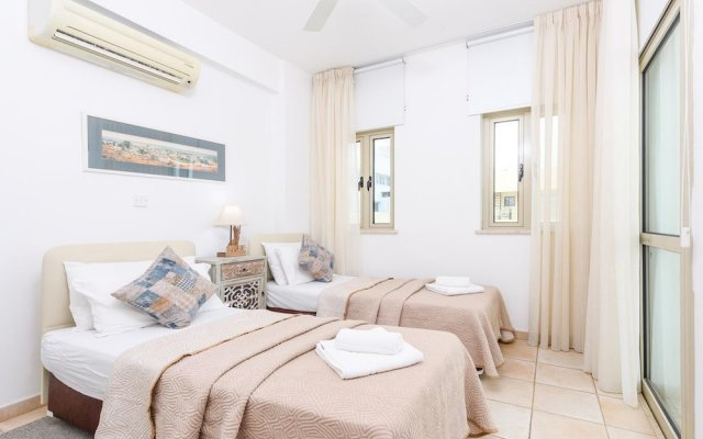 Отель Sunrise Bay Villa #2 Кипр, Протарас - отзывы, цены и фото номеров - забронировать отель Sunrise Bay Villa #2 онлайн комната для гостей