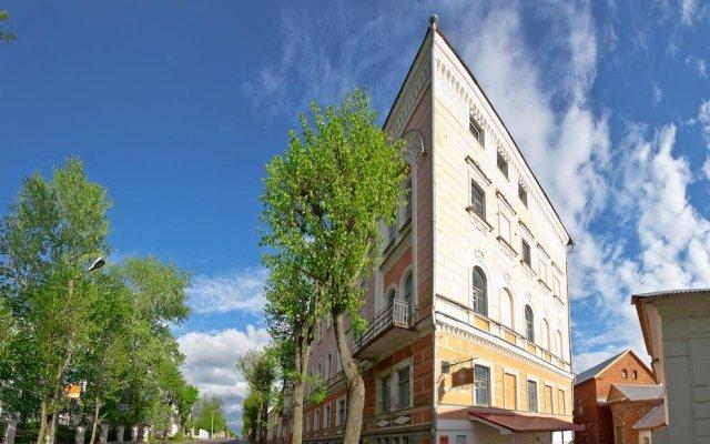 Ярослав Хостел вид на фасад