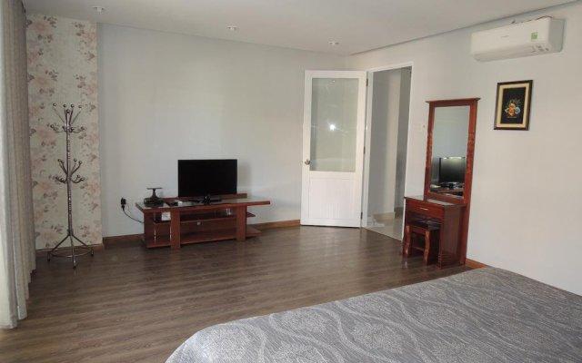 Апартаменты White Swan Apartment комната для гостей