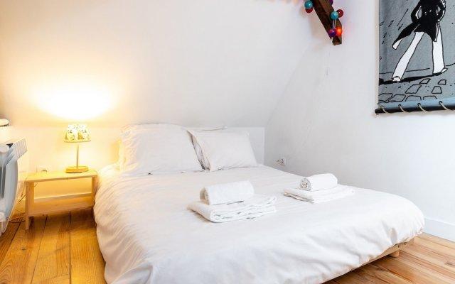 Апартаменты Odéon - Saint Germain Apartment комната для гостей