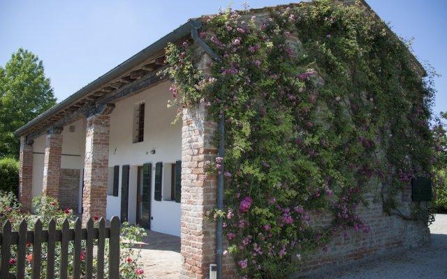 Отель Agriturismo Casa Pisani Италия, Лимена - отзывы, цены и фото номеров - забронировать отель Agriturismo Casa Pisani онлайн вид на фасад