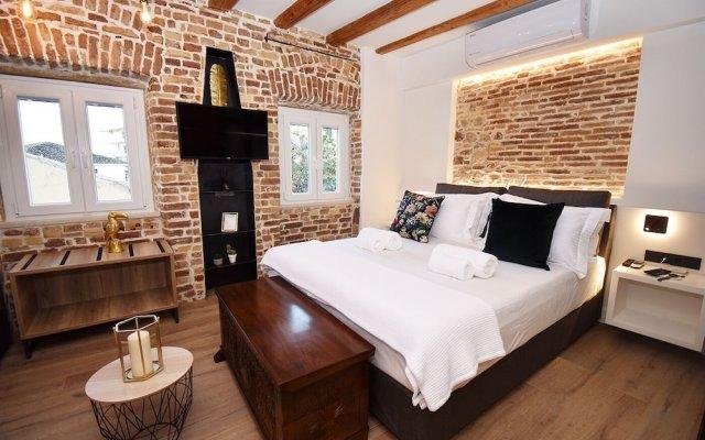 Отель Murofinto Homes Греция, Корфу - отзывы, цены и фото номеров - забронировать отель Murofinto Homes онлайн комната для гостей