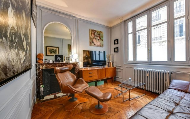 Отель Lokappart - Tour Eiffel комната для гостей