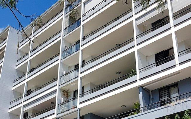 Отель Appartement Muriavai вид на фасад