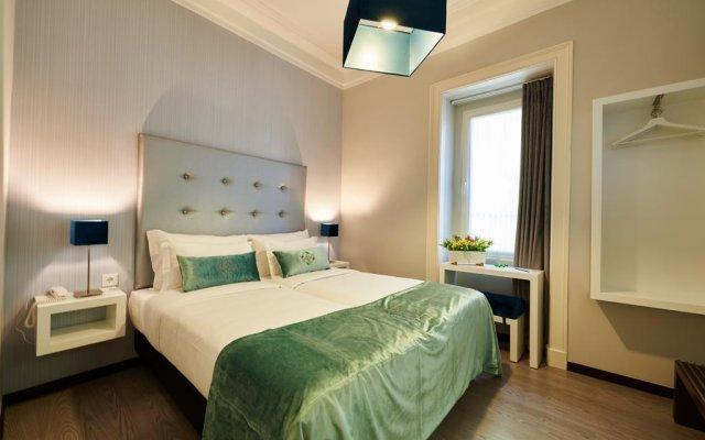 Отель Silk Lisbon комната для гостей