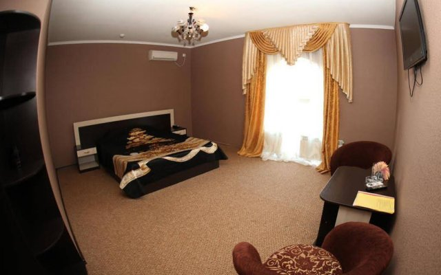 Гостиница Индиго комната для гостей