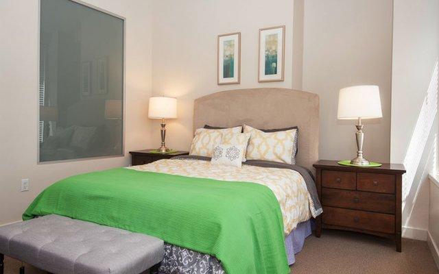 Отель Sunshine Suites at 417 США, Лос-Анджелес - отзывы, цены и фото номеров - забронировать отель Sunshine Suites at 417 онлайн комната для гостей
