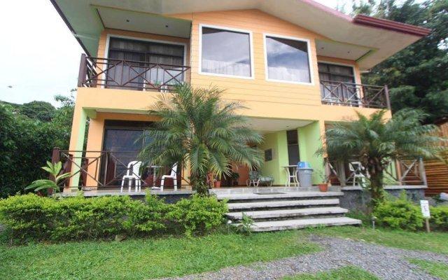 Отель Arenal Garden Lodge Коста-Рика, Эль-Кастильо - отзывы, цены и фото номеров - забронировать отель Arenal Garden Lodge онлайн вид на фасад