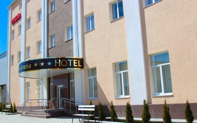 Гостиница Voyage Hotels Мезонин в Ставрополе 1 отзыв об отеле, цены и фото номеров - забронировать гостиницу Voyage Hotels Мезонин онлайн Ставрополь вид на фасад