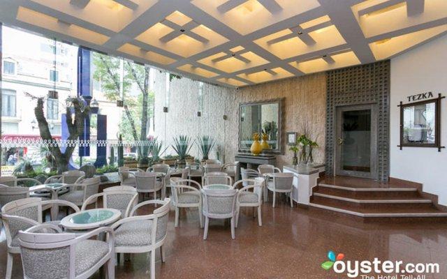 Отель Royal Reforma Мексика, Мехико - отзывы, цены и фото номеров - забронировать отель Royal Reforma онлайн вид на фасад