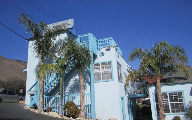 Отель The Palomar Inn вид на фасад