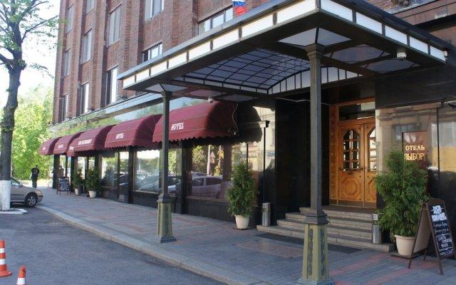 Гостиница Выборг в Выборге - забронировать гостиницу Выборг, цены и фото номеров вид на фасад