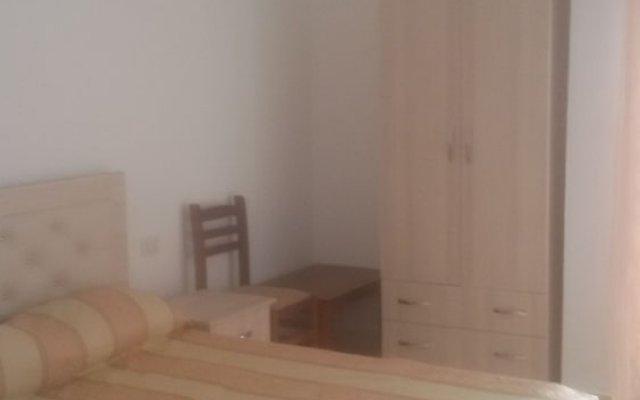 Апартаменты Adriatik Hills Apartments COMPLEX Голем комната для гостей