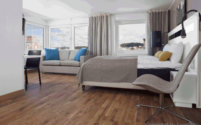 Отель Scandic Haugesund Норвегия, Гаугесунн - отзывы, цены и фото номеров - забронировать отель Scandic Haugesund онлайн комната для гостей