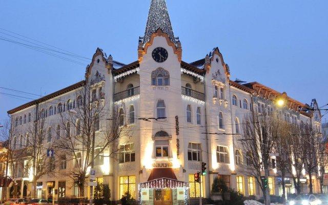 Гранд Отель Украина вид на фасад