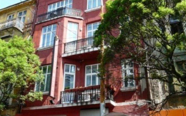 Бутик Отель Скоти вид на фасад