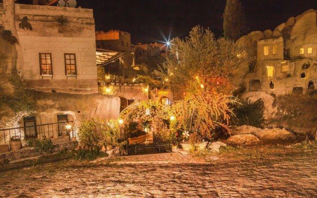 Мини-отель Oyku Evi Cave вид на фасад