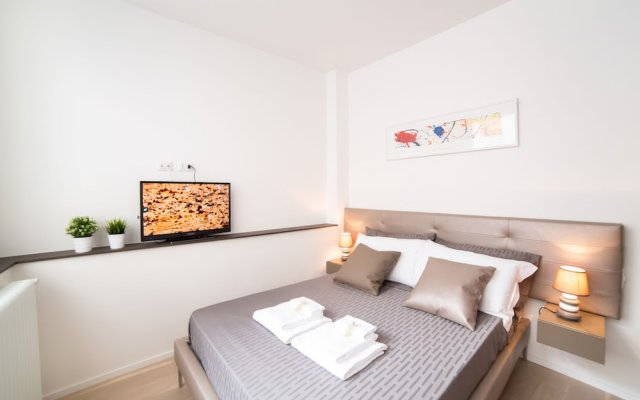 Отель Rent In Rome - Valentino Luxury Италия, Рим - отзывы, цены и фото номеров - забронировать отель Rent In Rome - Valentino Luxury онлайн комната для гостей