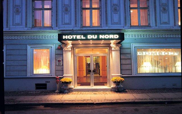 Отель Du Nord Копенгаген вид на фасад