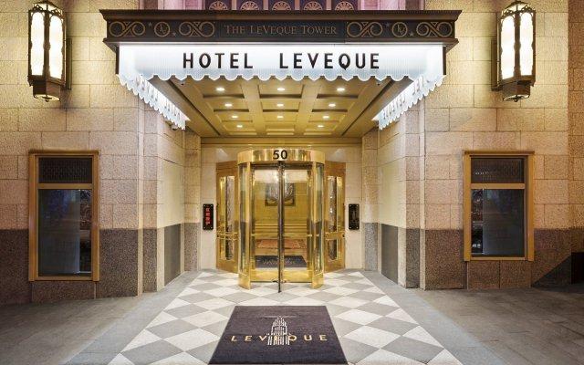 Отель LeVeque, Autograph Collection США, Колумбус - отзывы, цены и фото номеров - забронировать отель LeVeque, Autograph Collection онлайн вид на фасад