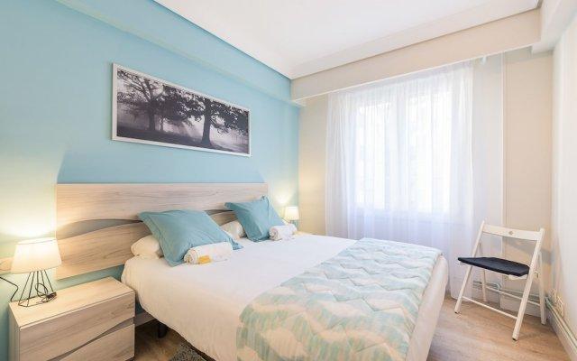 Отель GranVía Испания, Сан-Себастьян - отзывы, цены и фото номеров - забронировать отель GranVía онлайн комната для гостей