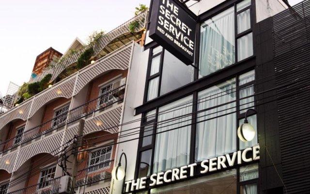The Secret Service Hotel вид на фасад