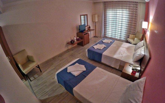 Отель BILGIN Каш комната для гостей