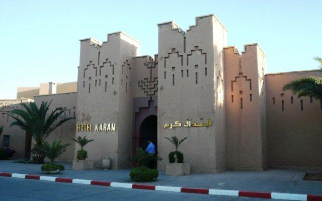 Отель Karam Palace Марокко, Уарзазат - отзывы, цены и фото номеров - забронировать отель Karam Palace онлайн вид на фасад