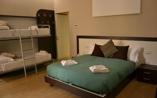 Отель The Wesley Rome комната для гостей