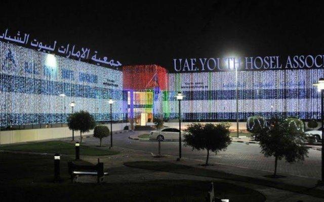 Dubai Youth Hostel вид на фасад