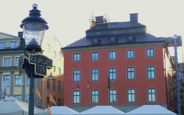 Отель Hotell Skeppsbron Швеция, Стокгольм - отзывы, цены и фото номеров - забронировать отель Hotell Skeppsbron онлайн вид на фасад
