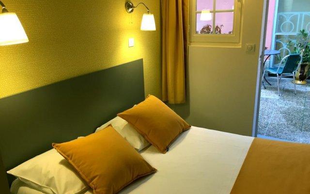 Отель Au Patio Morand Франция, Лион - отзывы, цены и фото номеров - забронировать отель Au Patio Morand онлайн комната для гостей