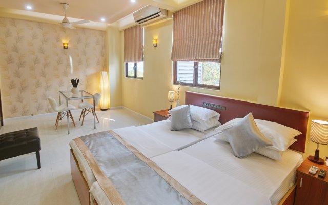 Отель Lonuveli Мальдивы, Мале - отзывы, цены и фото номеров - забронировать отель Lonuveli онлайн вид на фасад
