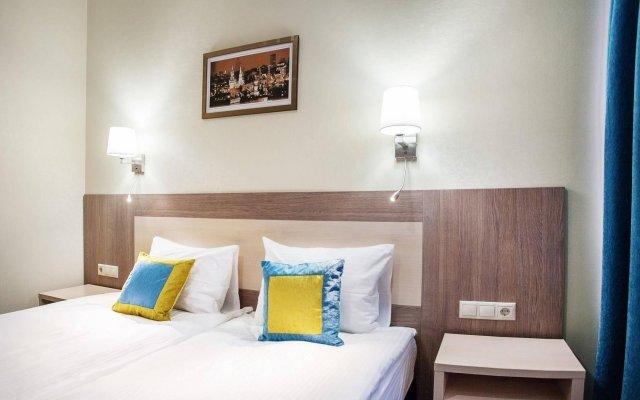 Гостиница City&Business в Минеральных Водах 3 отзыва об отеле, цены и фото номеров - забронировать гостиницу City&Business онлайн Минеральные Воды вид на фасад
