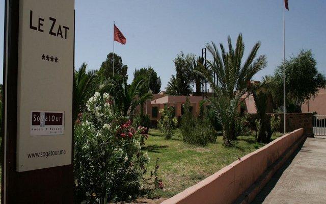 Отель Le Zat Марокко, Уарзазат - 1 отзыв об отеле, цены и фото номеров - забронировать отель Le Zat онлайн вид на фасад