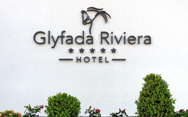 Glyfada Hotel вид на фасад