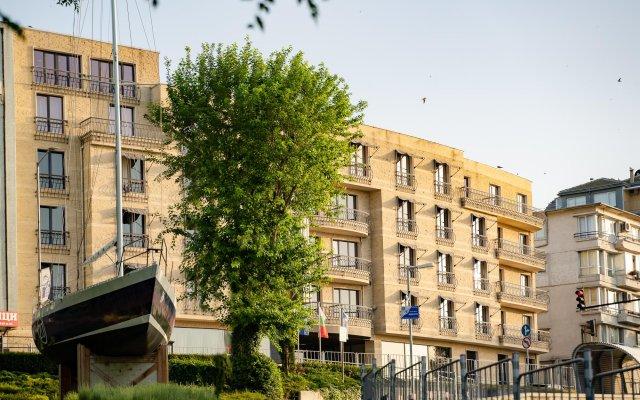 Отель Panorama Болгария, Варна - отзывы, цены и фото номеров - забронировать отель Panorama онлайн вид на фасад