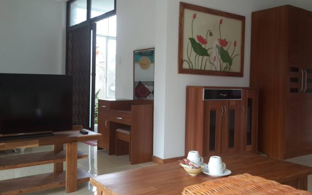 Отель Riverside Garden Villas комната для гостей