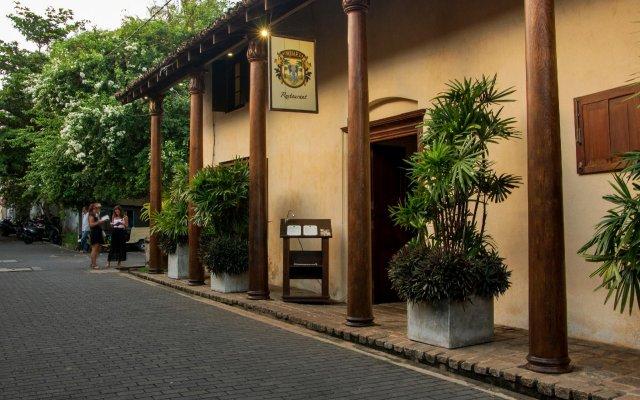 Отель Fortaleza вид на фасад